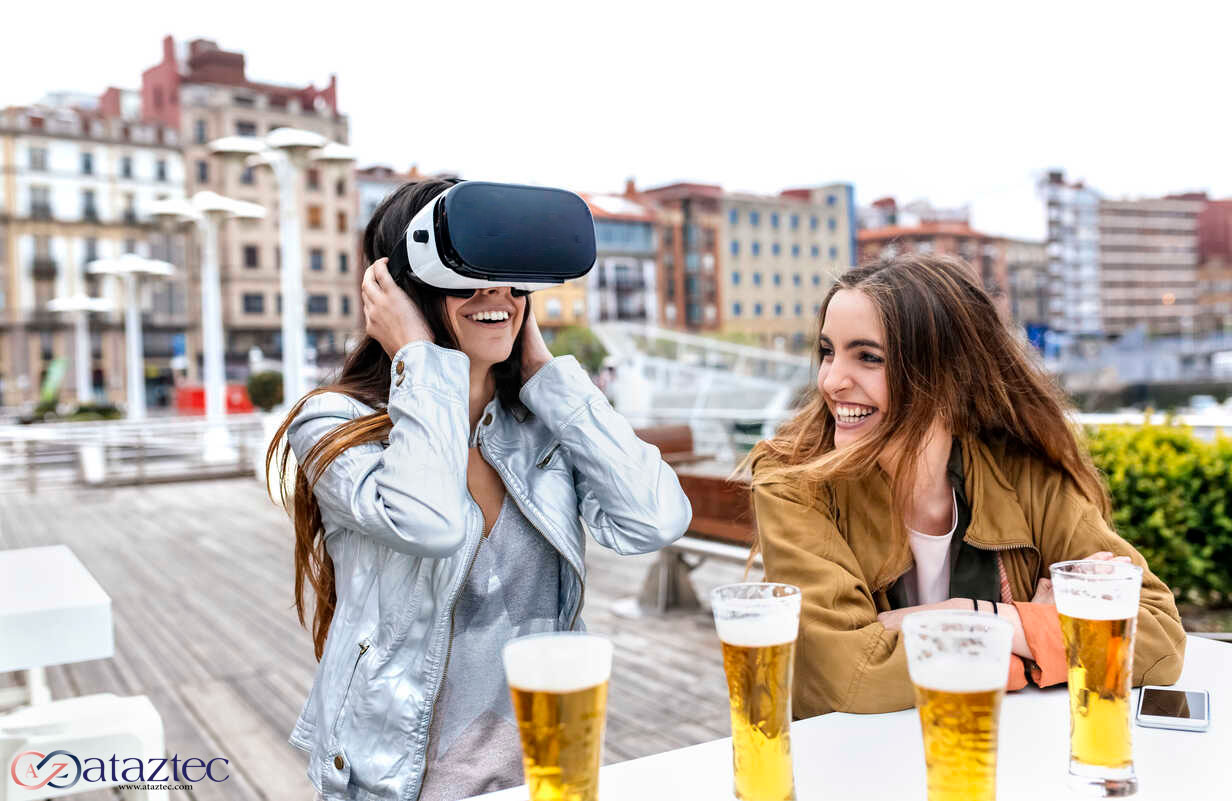 What are Virtual Reality Glasses عینک واقعیت مجازی