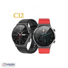 ساعت هوشمند مدل C12